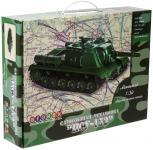 Танк Огонек ИСУ-152 1:30 зеленый С-40 новая упаковка
