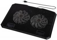 """Подставка для ноутбука 13.3-15.6"""" Hama H-53065 черный"""
