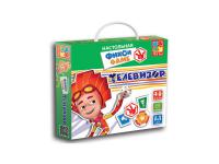 Настольная игра Vladi toys ходилка Телевизор VT2108-02