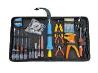 Набор инструментов Gembird Cablexpert TK-HOME-01 24 предмета