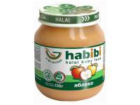 """Habibi"" Яблоко пюре с 4 мес 130 г"