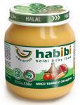 """""""Habibi"""" Мясо тажин с овощами пюре с 9 мес 130 г"""
