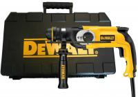 Перфоратор DeWalt D 25124 K SDS-Plus 800Вт
