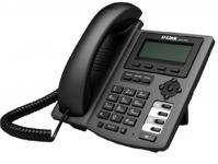 Телефон IP D-Link DPH-150S/F4B 2xLAN SIP LCD display
