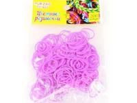 Набор для плетения TUKZAR TZ 12906 от 8 лет 200 шт розовый