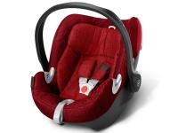Автокресло Cybex Aton Q Plus (hot & spicy)