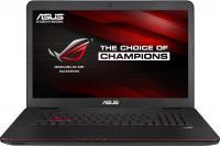 """Ноутбук ASUS G771Jw 17.3"""" 1920x1080 Intel Core i7-4750HQ 90NB0856-M03050"""