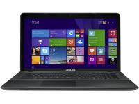 "Ноутбук ASUS X751LJ 17.3"" 1600x900 Intel Core i3-5010U 500Gb 4Gb nVidia GeForce GT 920M 2048 Мб черный Windows 10 [90NB08D1-M04060 ]"
