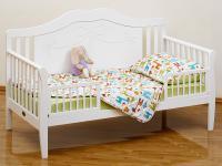 Кровать подростковая Giovanni Diva Valencia (white)