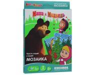 Мозайка мягкая Kukumba Маша и Медведь Сладкая жизнь (2 набора) 0022013