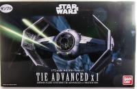 Истребитель Bandai Star Wars TIE Advance 1:72 84611