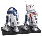 Star Wars Bandai R2-D2 и R5-D4 1:12 белый 84615