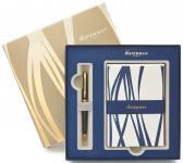 Набор Waterman Hemisphere ручка шариковая + открытки + конверты 1937583