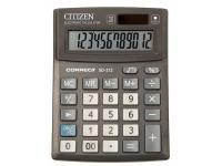 Калькулятор Citizen Correct SD-212 12-разрядный черный