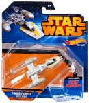 Фото Звездолет Hot Wheels Star Wars Y-Wing Fighter Gold Leader от 4 лет CGW52