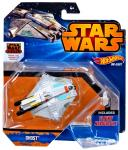Фото Звездолет Hot Wheels Star Wars Ghost от 4 лет CGW52