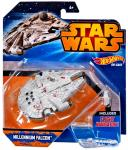 Фото Звездолет Hot Wheels Star Wars Millenium Falcon от 4 лет CGW52