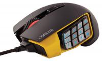 Мышь проводная Corsair Gaming Scimitar RGB USB чёрный CH-9000091-EU