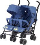 Коляска-трость для двойни Baby Care Citi Twin (blue)