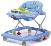 Фото Ходунки Baby Care Tom&Mary (blue green)