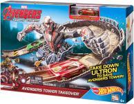 Игровой набор Hot Wheels Avengers: Age of Ultron от 4 лет CDD27