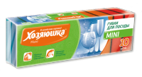 Губка для посуды Хозяюшка Мила MINI 01005