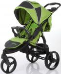 Фото Прогулочная коляска Baby Care Jogger Cruze (green)
