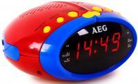 Часы с радиоприёмником AEG MRC 4143 bunt