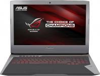"""Ноутбук ASUS G752Vy 17.3"""" 1920x1080 Intel Core i7-6700HQ 90NB09V1-M01370"""