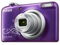 Фотоаппарат Nikon Coolpix A10 16Mp 5x Zoom пурпурный