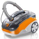 Пылесос Thomas Twin Pet & Family без мешка сухая и влажная уборка 1700Вт серо-оранжевый 788563