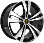 Фото Диск RepliKey Ssang Yong Action New RK9553 7xR16 5x112 мм ET39 BKF
