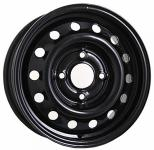 Фото Диск Magnetto VW Jetta 16006 AM 6.5xR16 5x112 мм ET50 Black