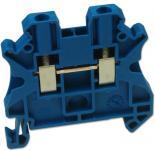 Клеммник Schneider Electric винтовой проходной 2 точки подключения NSYTRV62BL