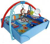 Коврик Жирафики развивающий Цирк с бортами 939308
