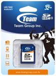Карта памяти SDHC 32GB class 4 Team TG032G0SD24X