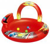 Игровой центр бассейн с 6 шариками для игры Bestway 52185B