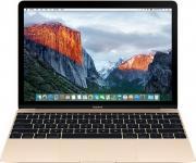 "Ноутбук Apple MacBook 12"" 2304x1440 1.1GHz Intel Dual-Core Core M3 (TB 2.2GHz) 8GB (1866MHz) 256GB SSD Intel HD Graphics 515 Gold MLHE2RU/A"