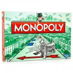 Настольная игра Hasbro ходилка Монополия Классика 5010994747336