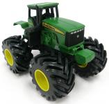 Фото Трактор Tomy John Deere - Monster Treads зеленый
