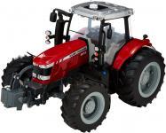 Трактор Tomy John Deere - Massey Ferguson 6613 красный