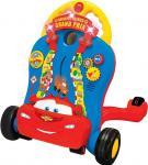 Каталка-ходунок Kiddieland Молния Маккуин разноцветный от 9 месяцев пластик KID 051128