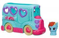 Игровой набор My Little Pony Playskool: Автобус Пинки Пай B1912