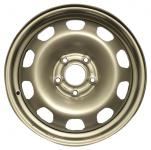 Фото Диск Magnetto 16003S 6.5xR16 5x114.3 мм ET50 Silver