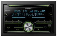 Фото Автомагнитола Pioneer FH-X730BT USB MP3 CD FM RDS 2DIN 4x50Вт черный