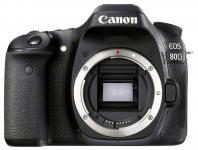 Зеркальная фотокамера Canon EOS 80D черный 1263C010