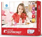 Набор для творчества Intellectico Юный парфюмер от 8 лет средний 705