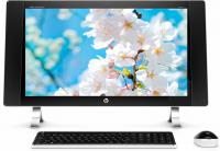 "Моноблок 24"" HP Envy 24-n271ur 2560 x 1440 Multi Touch Intel Core i7-6700 16Gb 2Tb AMD Radeon R7 M365 2048 Мб Windows 10 Home серебристый черный X1A81EA"
