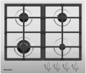 Варочная панель газовая Electronicsdeluxe TG4 750231F-021 серебристый