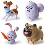 Набор фигурок Spin Master Secret Life of Pets 4 фигурки героя